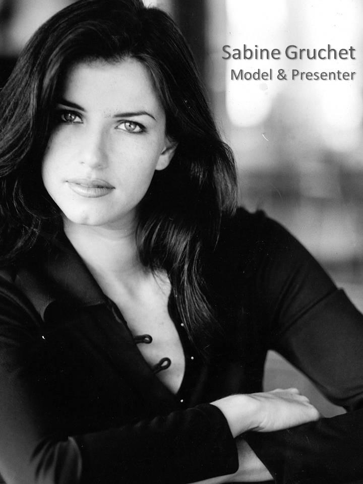 Sabine Gruchet - International Model