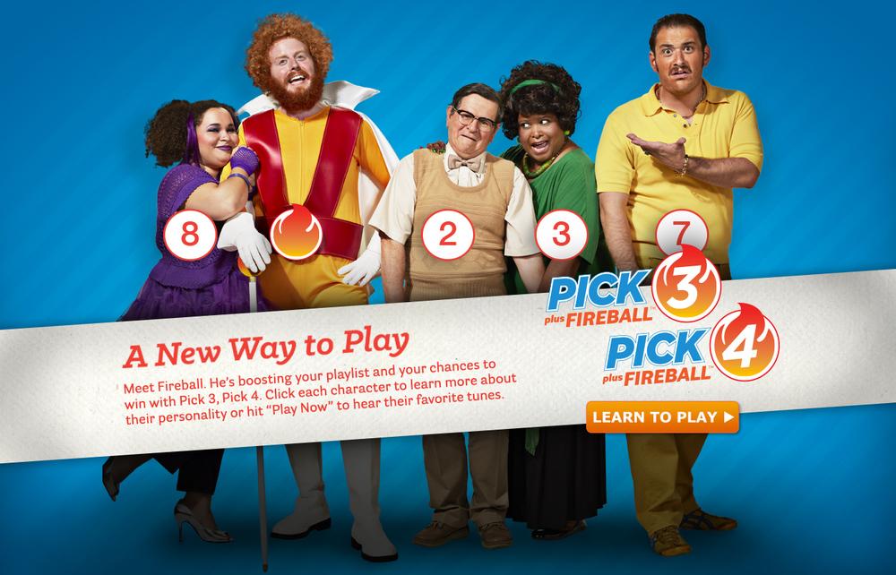 Pick 3/Pick 4 Campaign