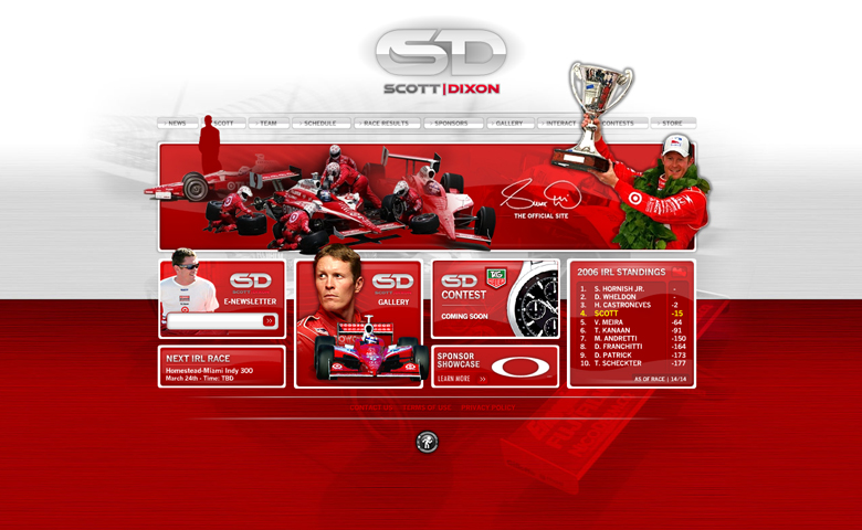 ScottDixon.com (expired)