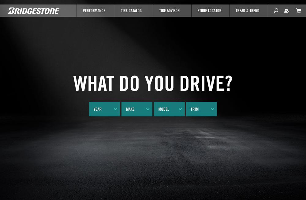 Responsive tire advisor