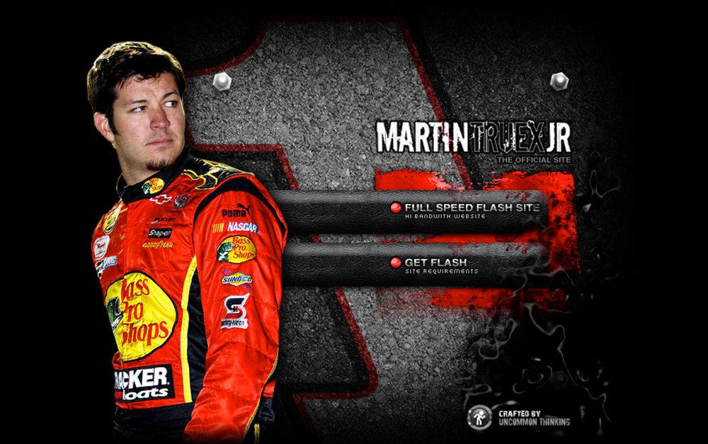 MartinTruexJr.com (expired)