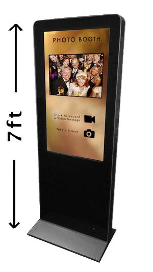 Giant Touchscreen Kiosk