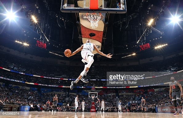 (The Greek Freak'in smacı. Bu arada eyyy Getty İmages, sen kimsin ya? İnsan gibi watermark koy).