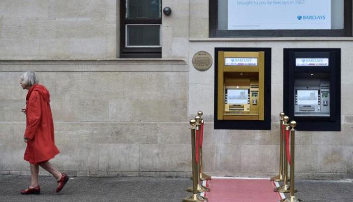 - Dünya'nın ilk ATM'si, 50 sene önce buraya kurulmuş