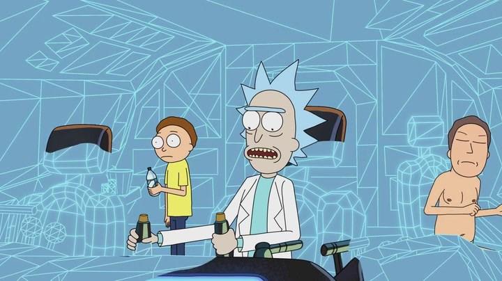 Rick and Morty,bu fikri inanılmaz komik biçimde işlemişti. Rick'in arabasına enerji üretmek için yaratılan sanal evrenlerdeki uygarlıklar, kendilerine enerji yaratmak için başka evrenler yarattıklarında, arabaya enerji gitmemeye başlıyordu. Bir akü için ya Rab, ne evrenler battı. (Evet, bu resim başka bir simülasyon bölümünden)