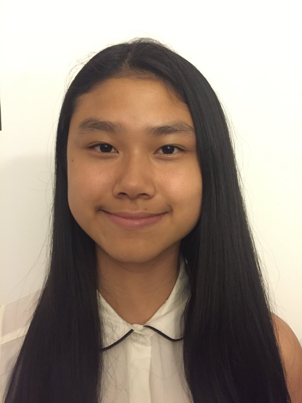 Wendy Lau is  a Junior at Bronx High School of Science.
