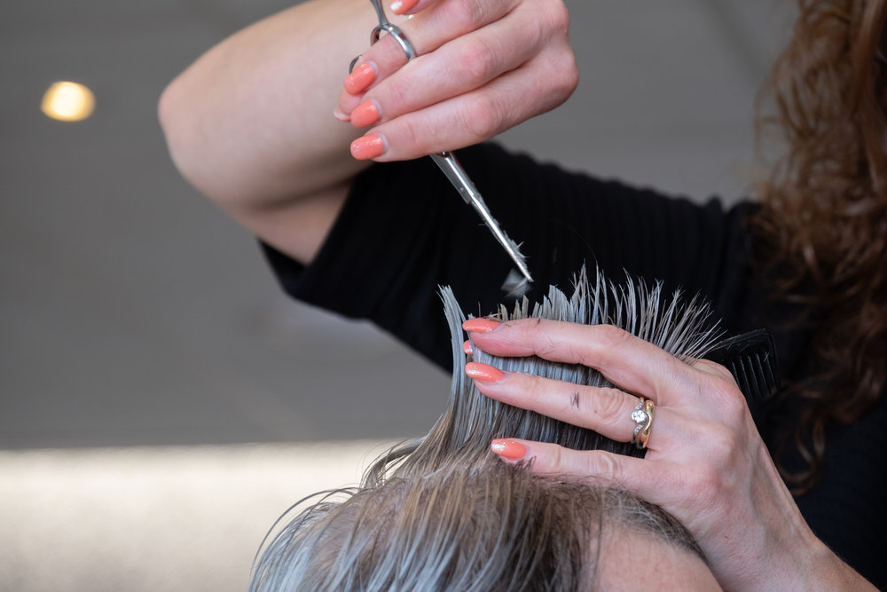 Katherine Paul Hairdresser