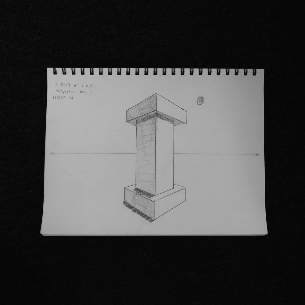 Lesson 24: A Tower