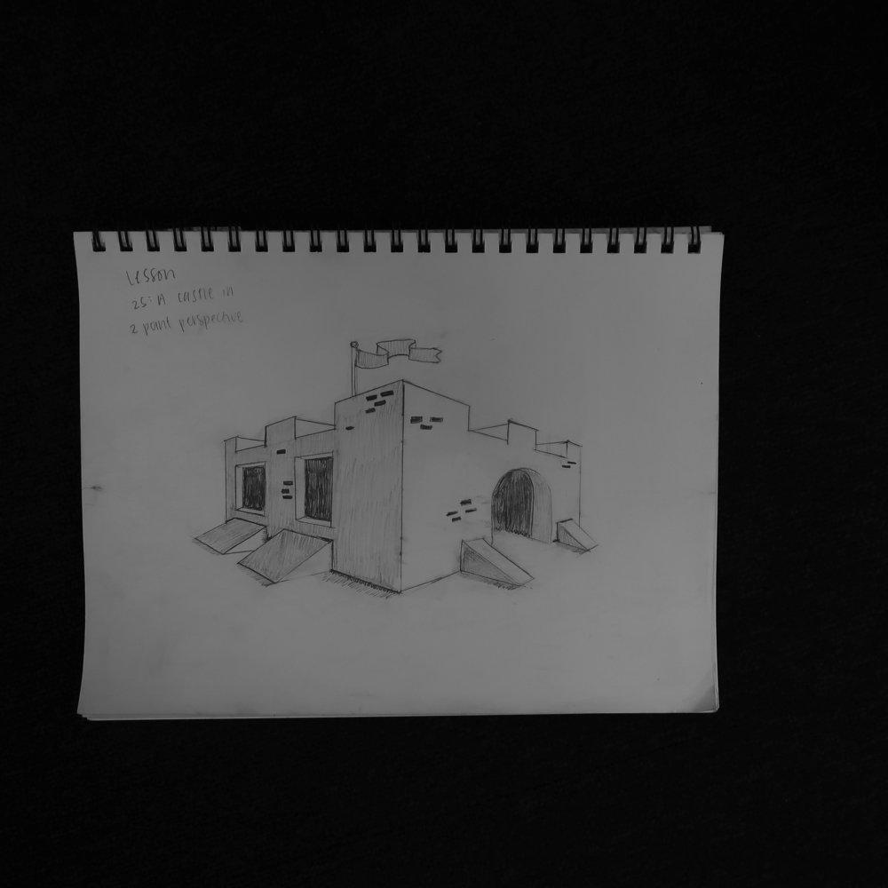 Lesson 25: A Castle