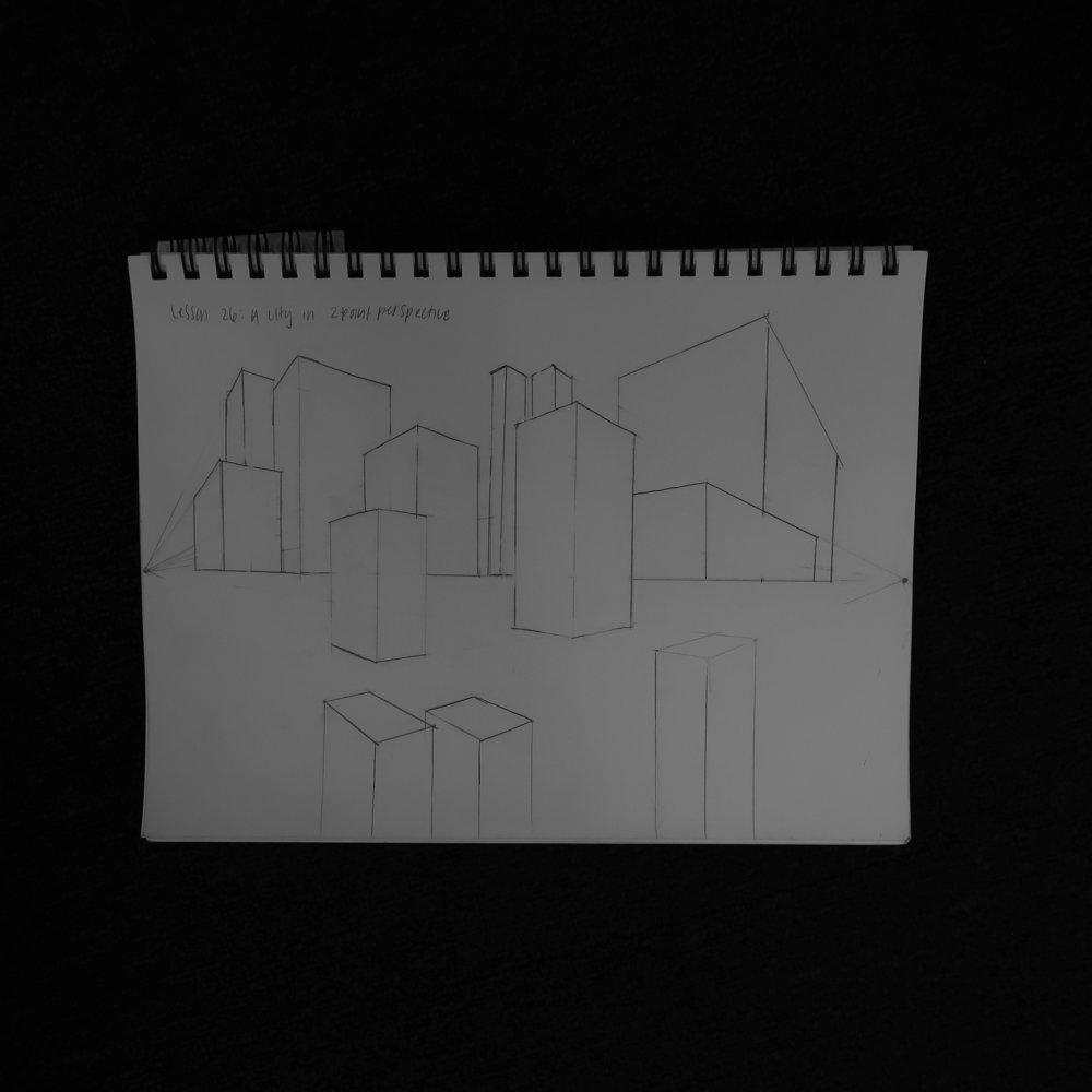 Lesson 26: A City
