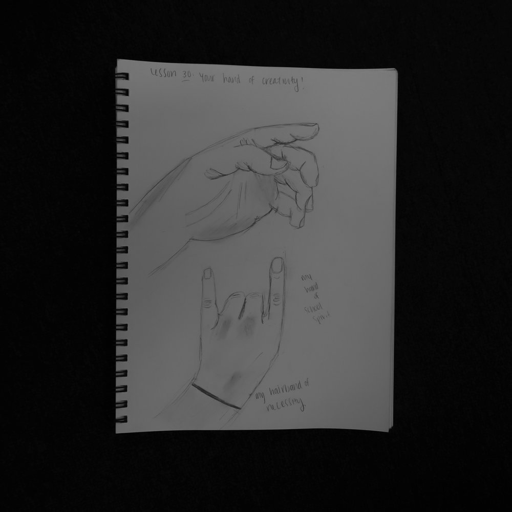 Lesson 30: Hands