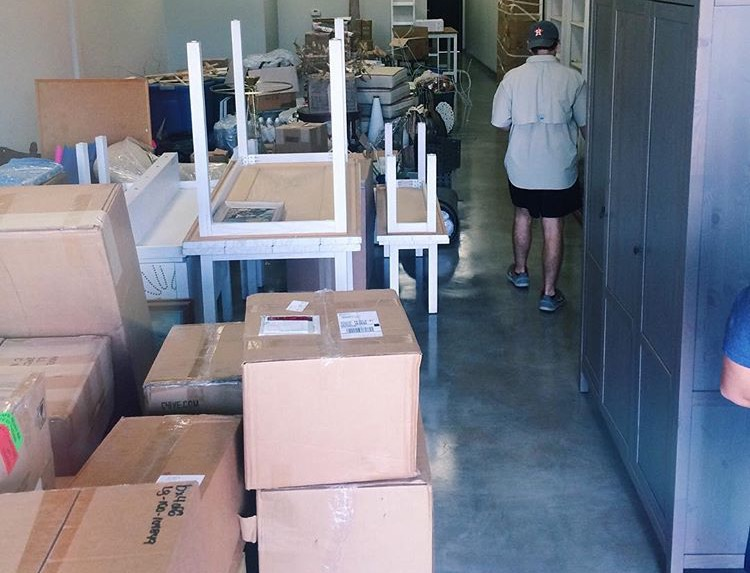 STORE MOVE IN DAY!