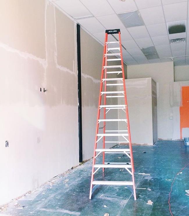 More renovation