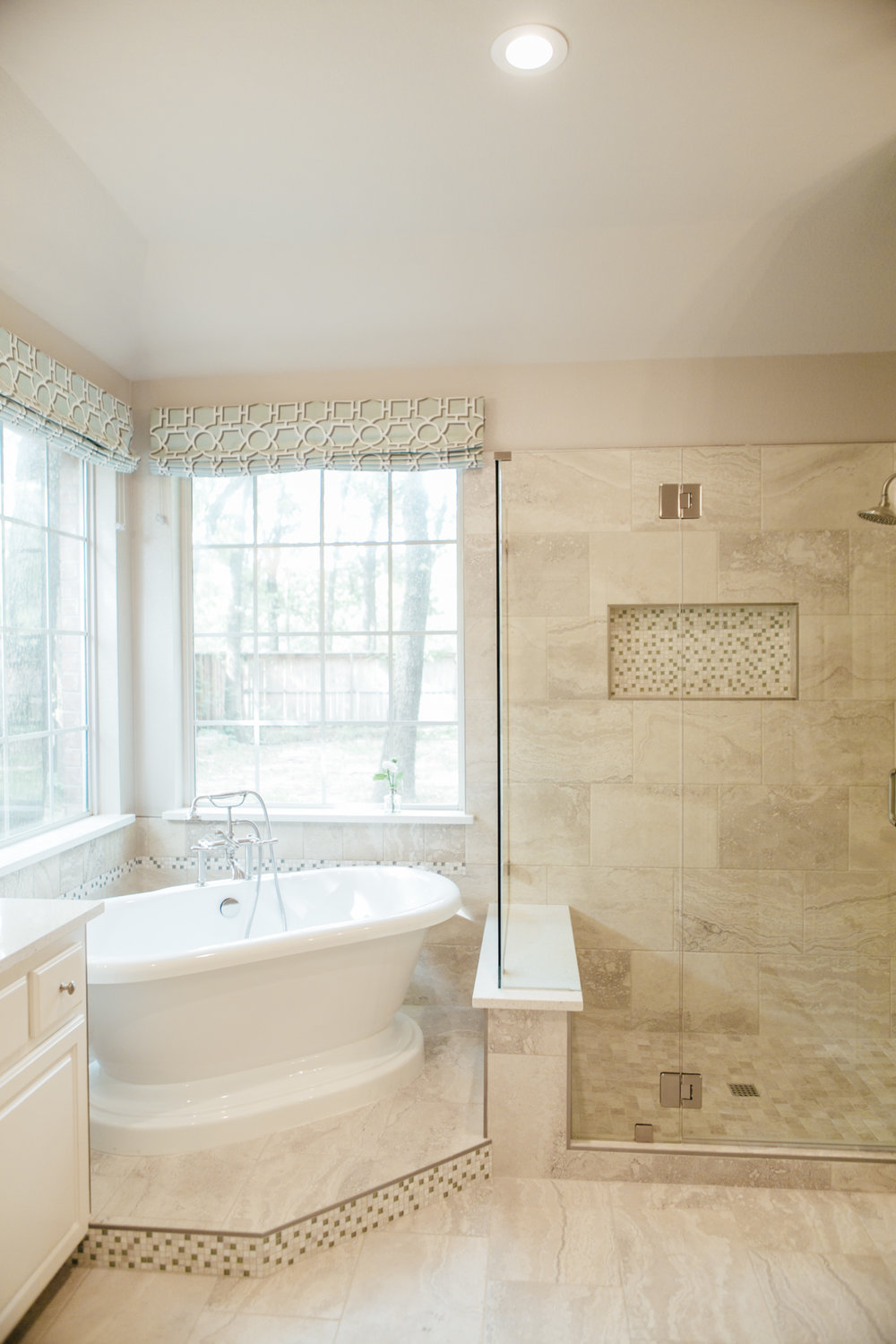 Complete Bathroom Remodel Southlake TX