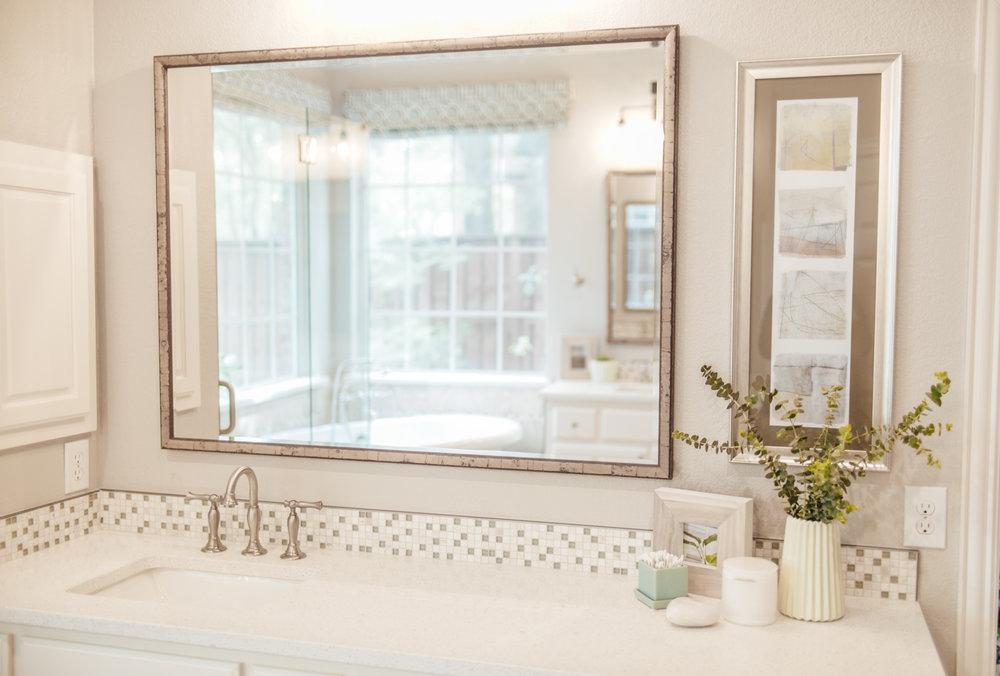 Master Bathroom Remodel Southlake TX