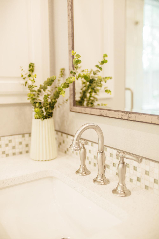 Master Bathroom Remodel and Interior Design
