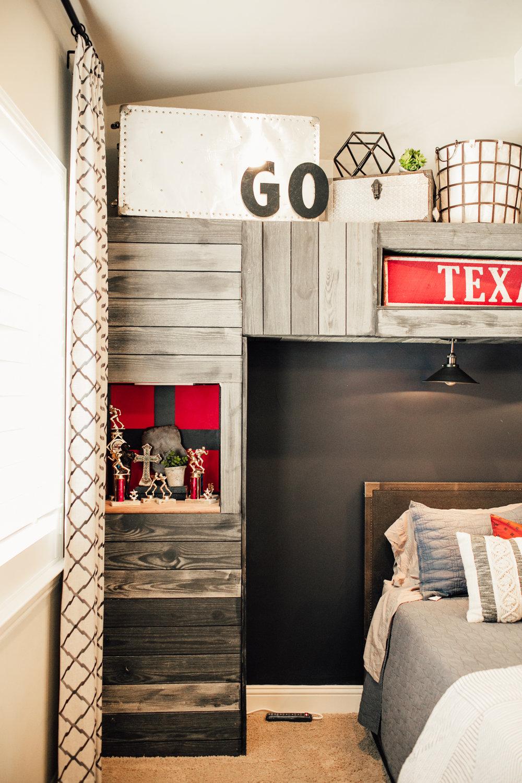 Interior Design Boy Room