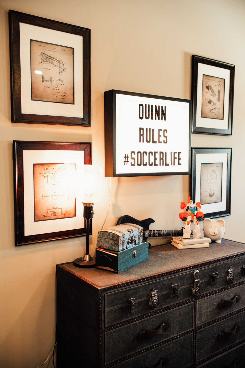 How to Decorate boy room