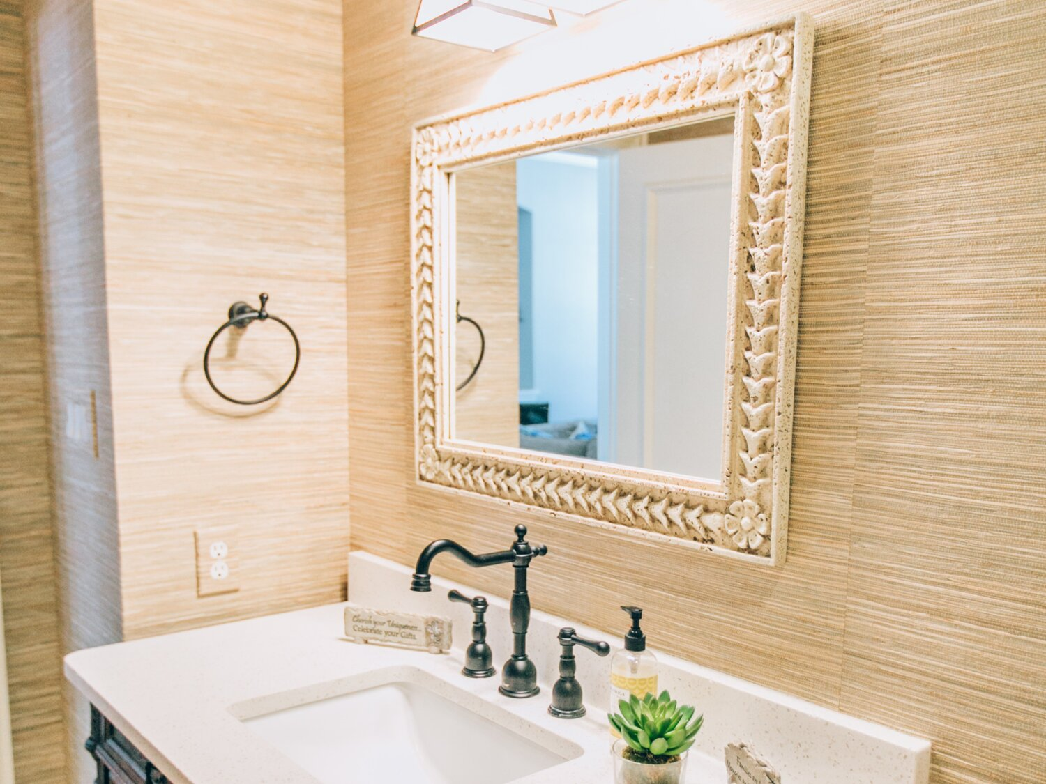 Remarkable Lambert Homepowder Bath Before And After Home Interior And Landscaping Synyenasavecom