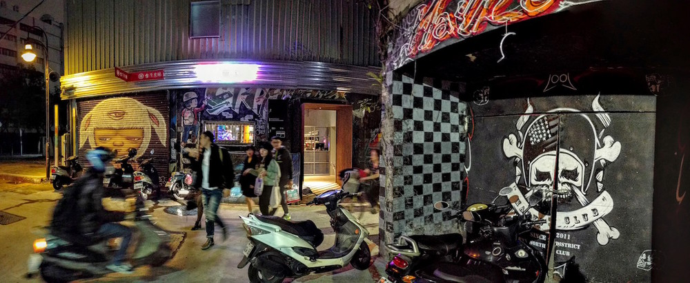 貌似是很潮的咖啡厅/酒吧连锁Woolloomooloo