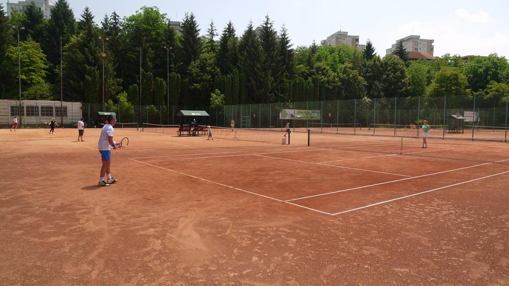 tenis club transilvania