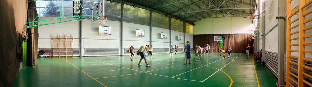 Sala sport -baschet, volei, tenis-suprafata rapida