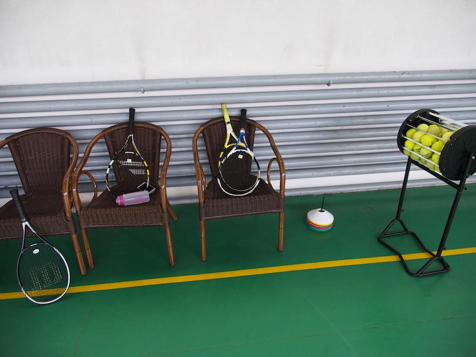 sala tenis suprafata rapida cluj