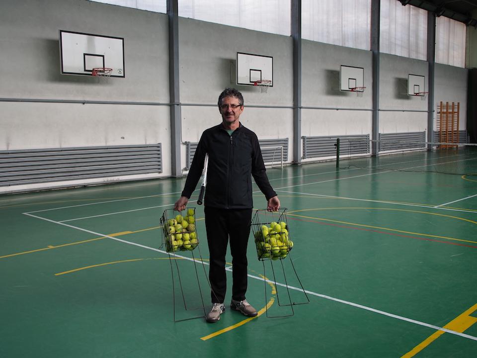 antrenor tenis cluj