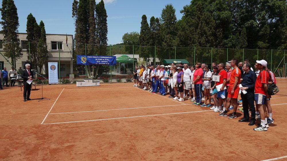 campionat tenis cluj