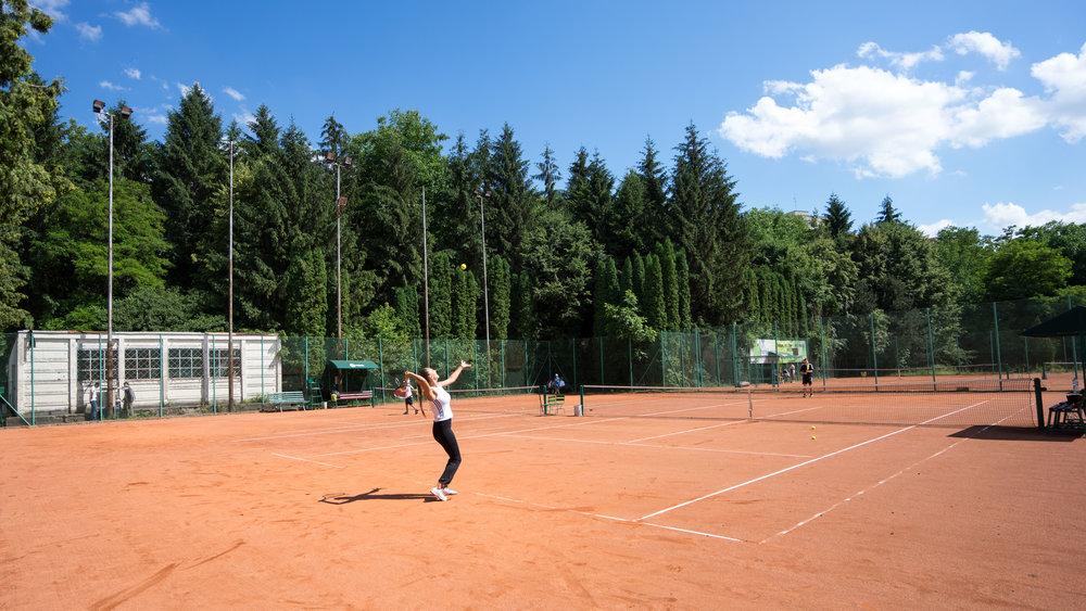 antrenoare tenis cluj