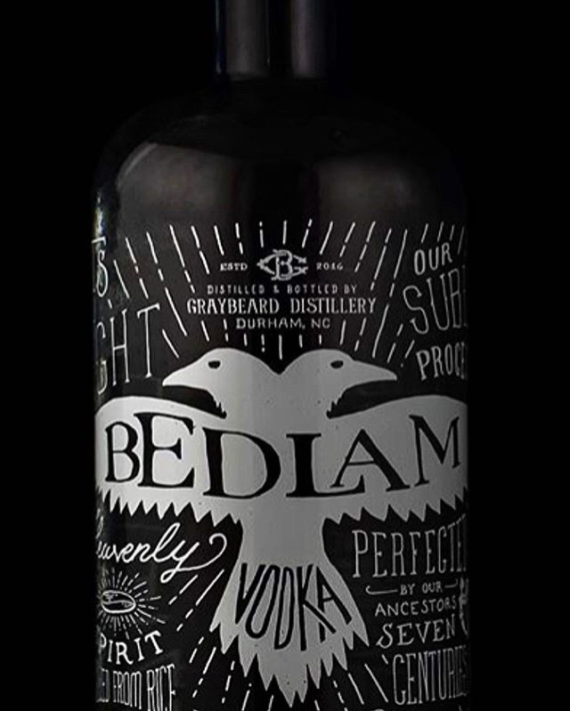 Us UNEXPOSED guys will be hanging out at Glas in Raleigh tonight for the #BringTheBedlam vodka release party!