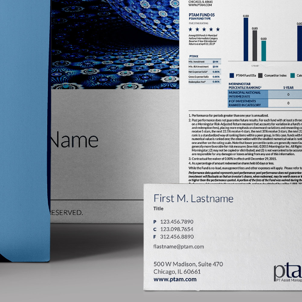 PTAM |  Brand Refresh