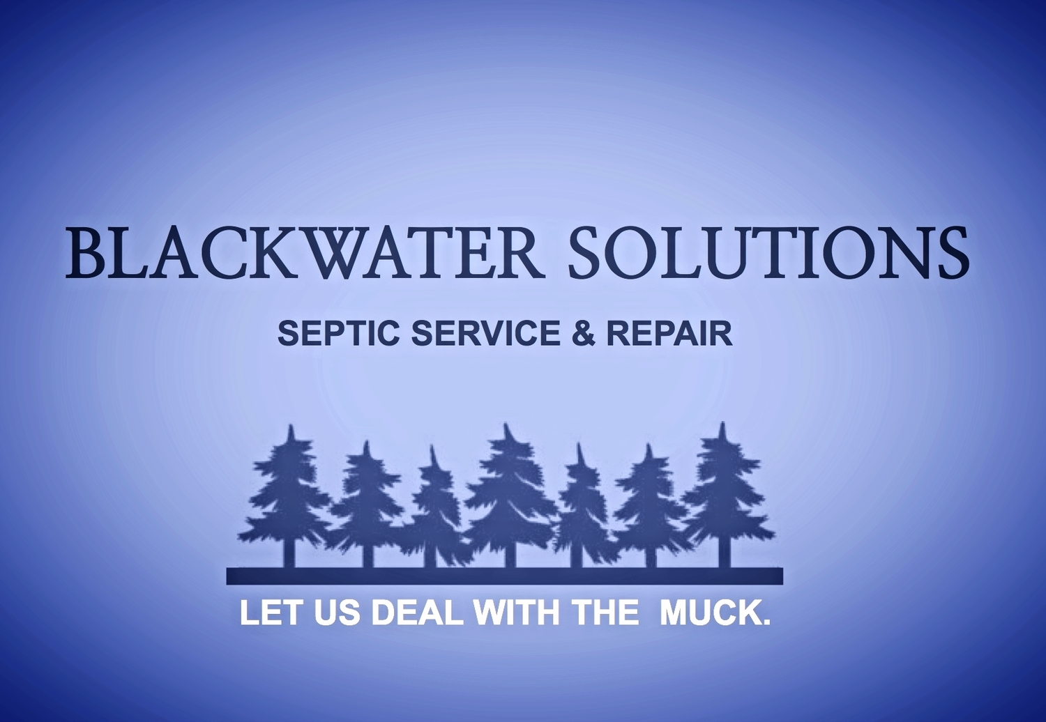 Blackwater Solutions