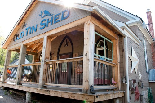 eViewVillage:  Shop at The Old Tin Shed for Home Decor - Candles - Hardware