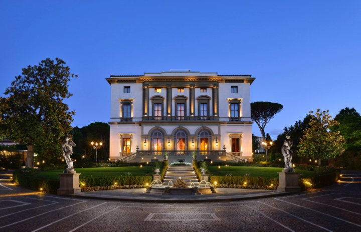 5-star Luxury in Florence