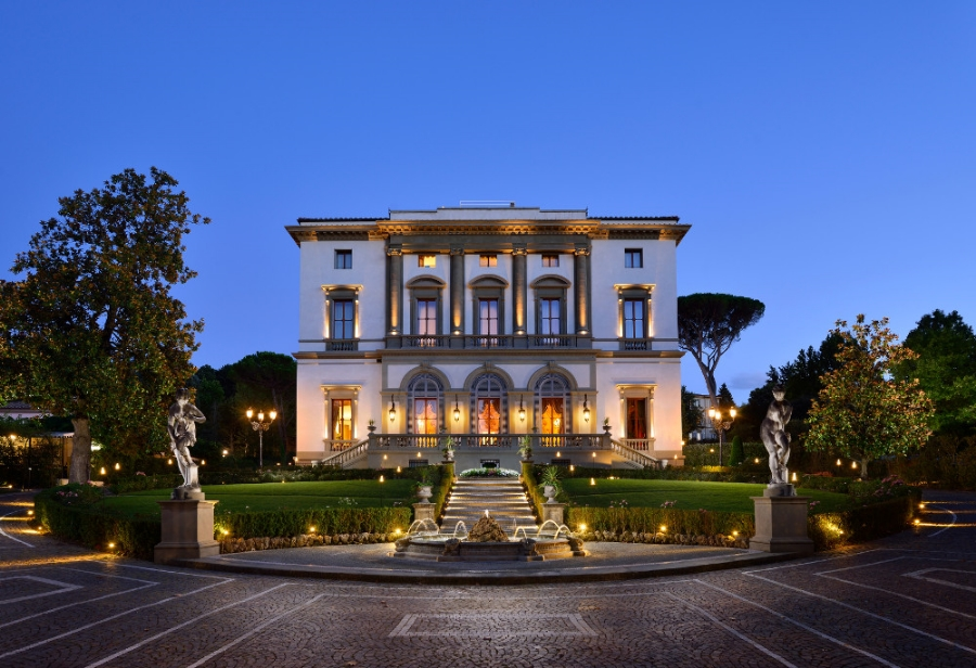 Romantic villa hidden in the heart of Florence