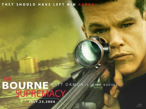 Matt Damon - a CIA Family Jewel?