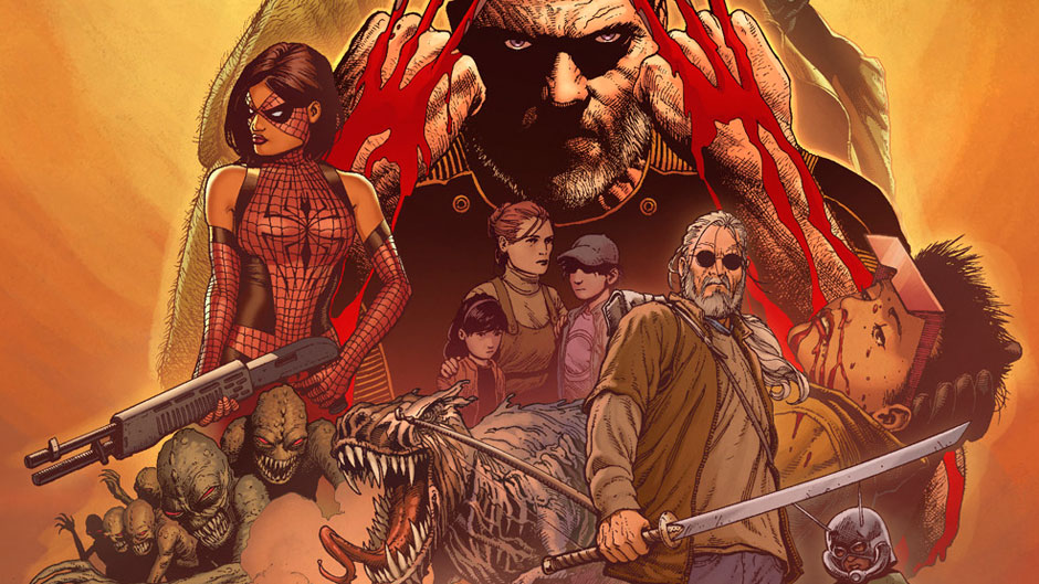 Old Logan Old Man Logan is Twisted
