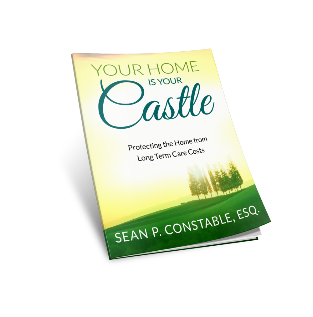 Sean Constable - Your Home is Your Castle - Product Shot.png