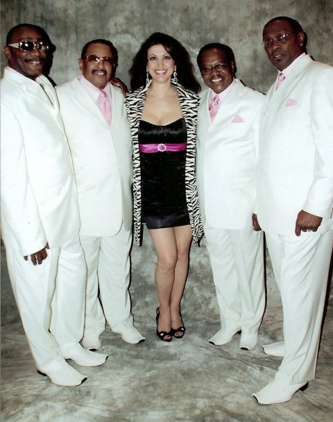 With The Legendary Drifters