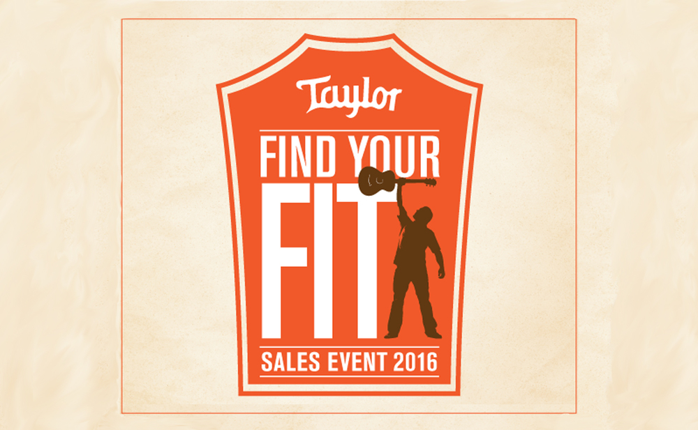 Taylor Find Your Fit Event    Saturday August 13th     Click for full details!