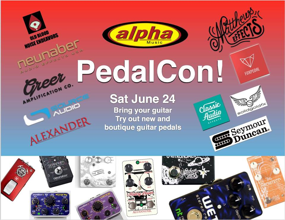 PedalCon Saturday June 24th!    Details