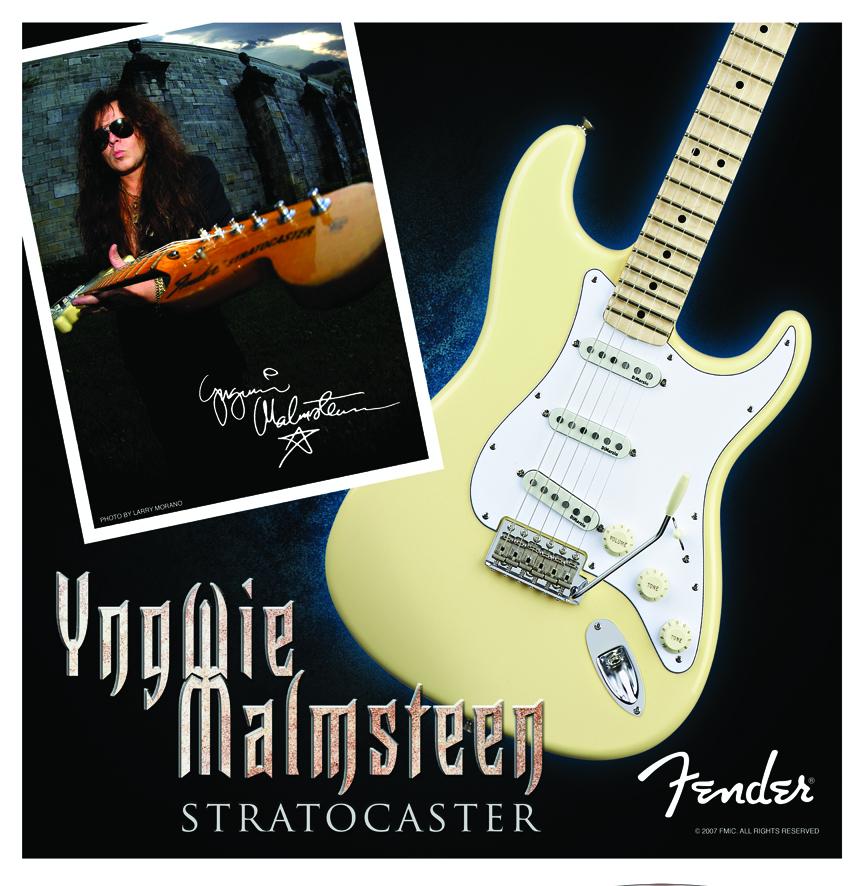Free Ticket Giveaway & Fender Promo