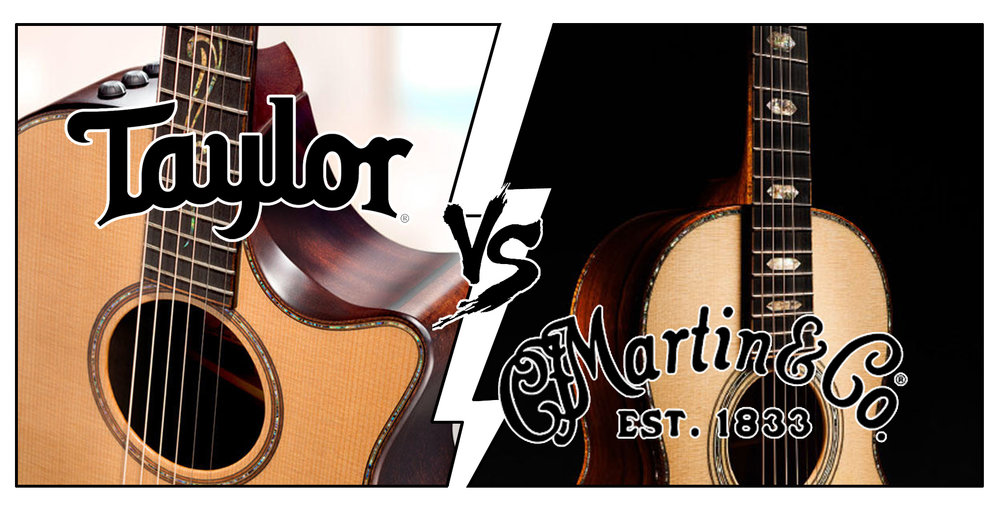 Taylor Find your Fit    &    Martin Custom Shop Event!    Saturday June 16th