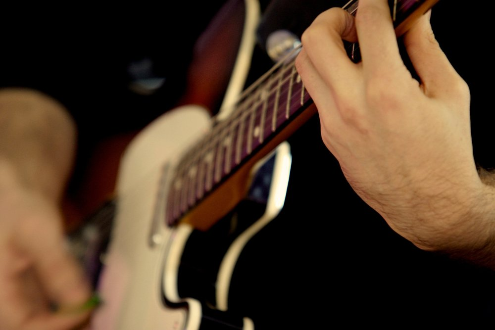 We offer music lessons for all styles and skill levels!    More Info