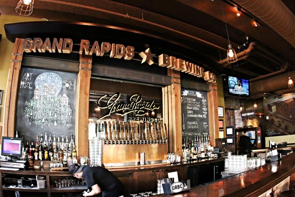 Grand Rapids Brewing Co, Happy Hours Grand Rapids, MI