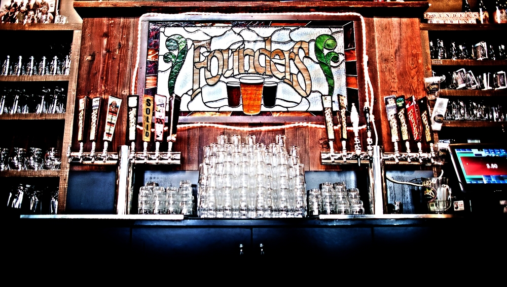 Founders Brewing, Grand Rapids Breweries