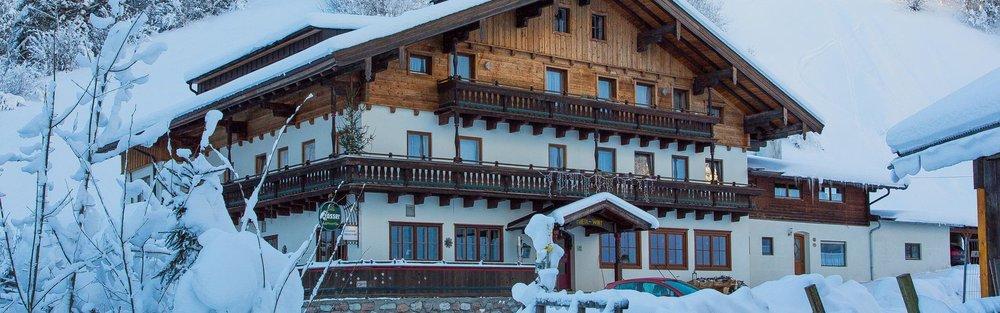 Wohlfühlgasthof Friedlwirt . Salzburger Land . Urlaub in Unken