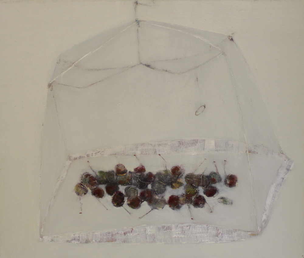 M a r i l y n  B r o w n i n g  Cherry Plum 70 x 60 cm oil on canvas £ 1800   Enquire