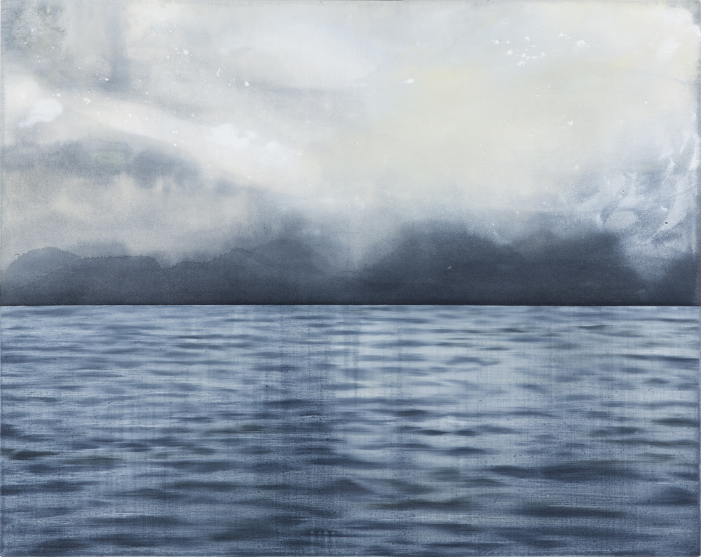 Kerry Harding   Dawn Rain   80 x 100 cm oil on canvas SOLD   Enquire